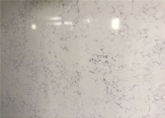China Non Porous Artificial Quartz Slabs , Quartz Countertop Slab Multi Color supplier