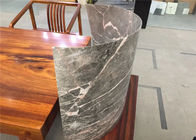 China Light Weight Flexible Ultra Thin Stone Dark Grey Slim Type With Bendability factory