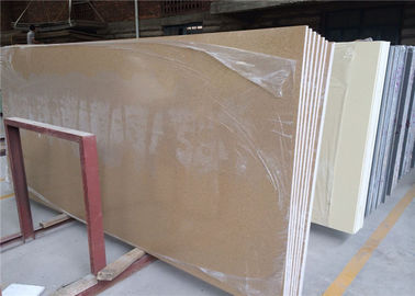 China OEM Quartz Stone Slab , Man Made Stone Panels 2cm Thickness For Countertop factory