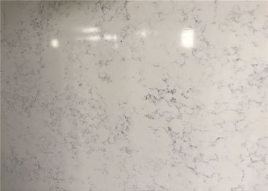 China Non Porous Artificial Quartz Slabs , Quartz Countertop Slab Multi Color distributor