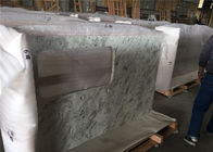 Granite Large Prefab Stone Countertops Precut Service For Kitchen Decoration